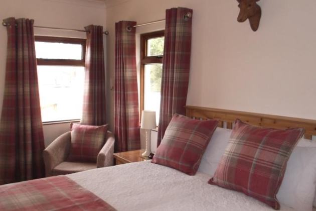 Foyer House Hotel : Bed and breakfast hotel loch ness near inverness